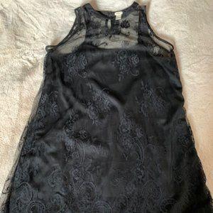 Forever 21 Dresses - Black Lace Dress